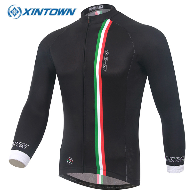 XINTOWN Italy sports jersey cheap authentic 2018 Hombre MTB Jersey cycling clothes Shirt Bicycle Equipment funny cycling jerseys