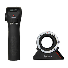 Aputure DEC-MFT Объектив Адаптер Беспроводной Пульт Дистанционного Адаптер Следуйте Фокус Управления для Canon EF Линз для MFT Крепления