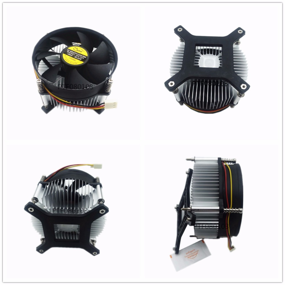 1 unidad 20 W 30 W 50 W 100 W de alta potencia led disipador de calor DC 12 V led ventilador de refrigeración led de alta potencia LED radiador 1 uniunids/lote LED