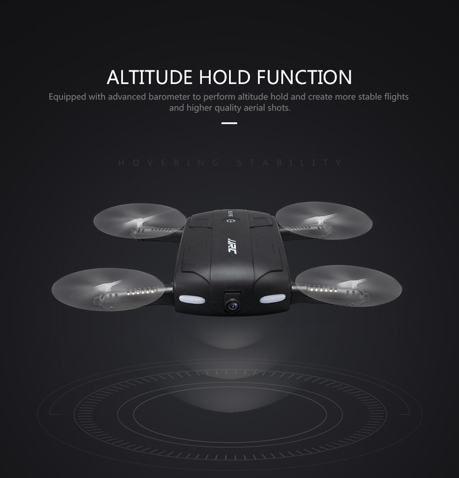 18 INKPOT Upgrade Rc Mini Foldable Drone H37 Baby Elfie Micro Drone With 7P Wifi FPV Camera Selfie Pocket APP Control Dron 15