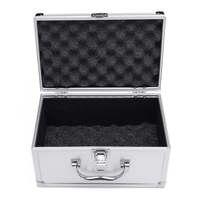 Aluminium Tattoo Gun Carrying Case Rotary Coil Tattoo Machine Storage Box Permanent Makeup Embroidery Equipment 230