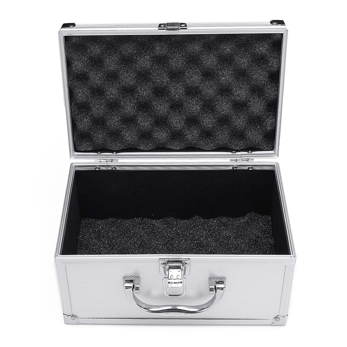 Aluminium Tattoo/Gun Carrying Case Rotary Coil Tattoo Machine Storage Box Permanent Makeup Embroidery Equipment 230 * 150 * 125m