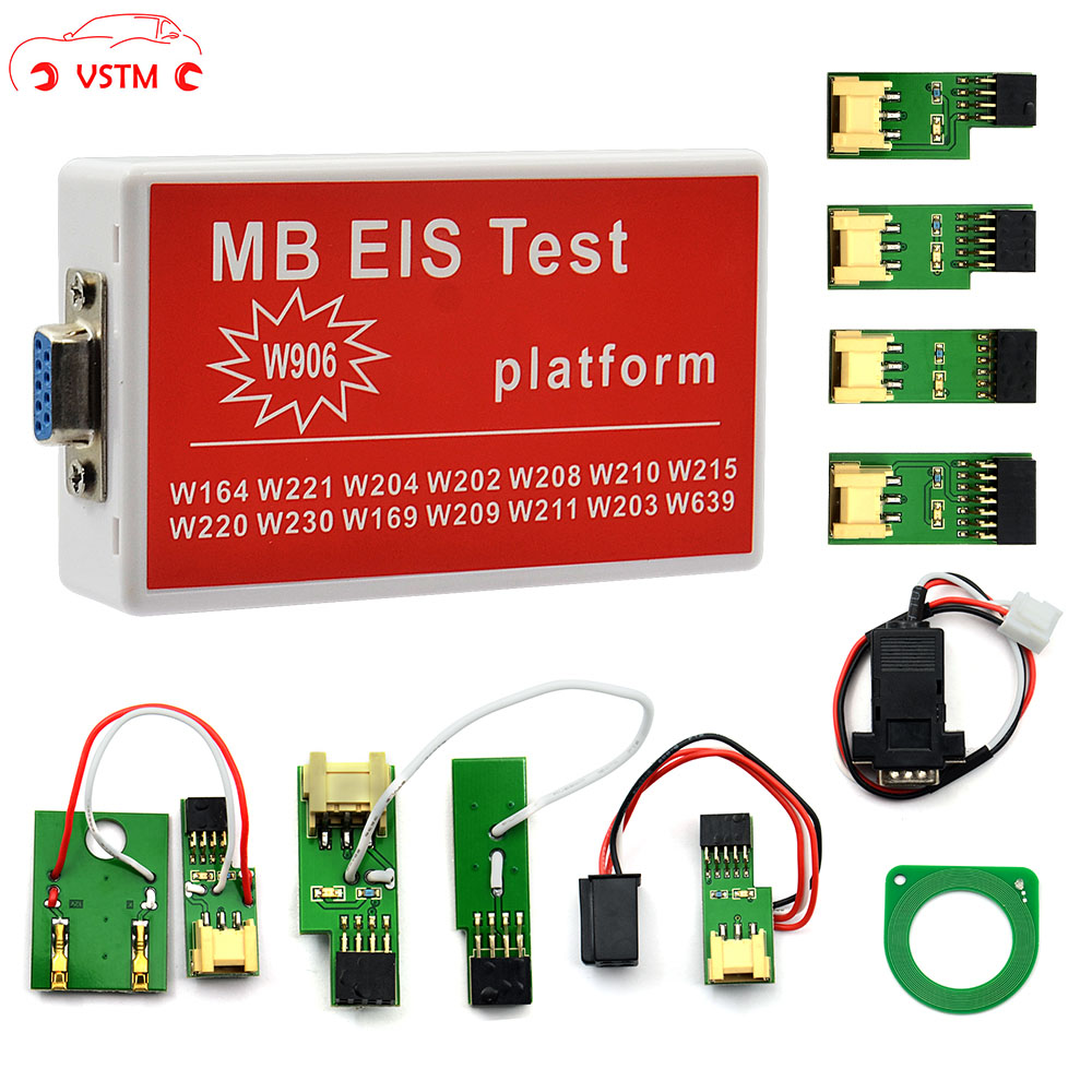 For MB EIS W211 W164 W212 for MB EIS Test Platform for MB Auto Key Programmer For Be-nz image