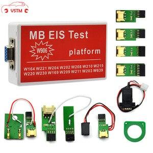 Для MB EIS W211 W164 W212 для MB EIS тестовая платформа для MB Auto Key программатор для Be-nz