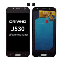 Oriwhiz OLED Quality For Samsung J530 J2 J3 LCD Screen Replacement Display Touch Screen Complete Digitizer with Repairing Tools