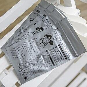 Image 5 - Открытый 4 шт./пакет Портативный носить для женщин мужчин саквояж для мочи мешок в аптечка первой комплект мини Туалет мочиться сумки