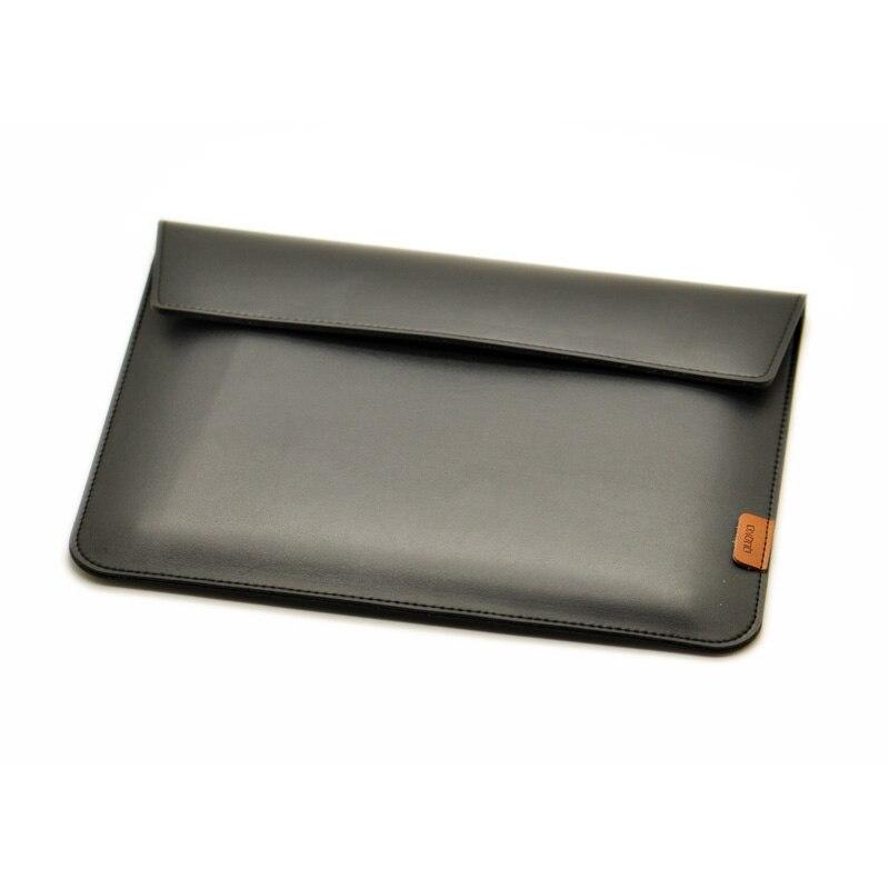 Quer stil von aktentasche laptop sleeve beutel-abdeckung, mikrofaser leder laptop hülle für Lenovo Yoga 6 Pro (yoga 920)