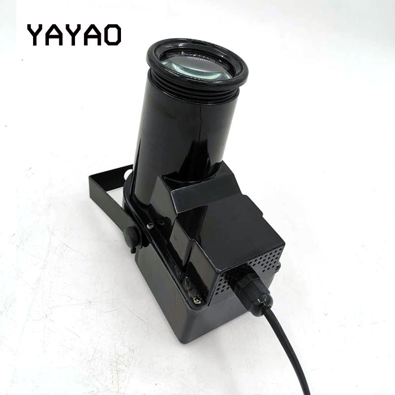 YaYaO Mini DMX512 Stage 12W RGBW Disco Beam LED Pinspot Light For DJ Party KTV Mirror Ball Pin Spot Lamp Floating Ceiling 0.5KG