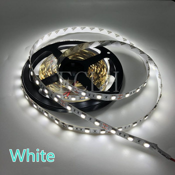 5M / Roll led strip 2835 Luminous Flux More Higher Than Old 3528 5630 5050 SMD LED Strip light 60LEDs/M 12V lamp String Decor 1