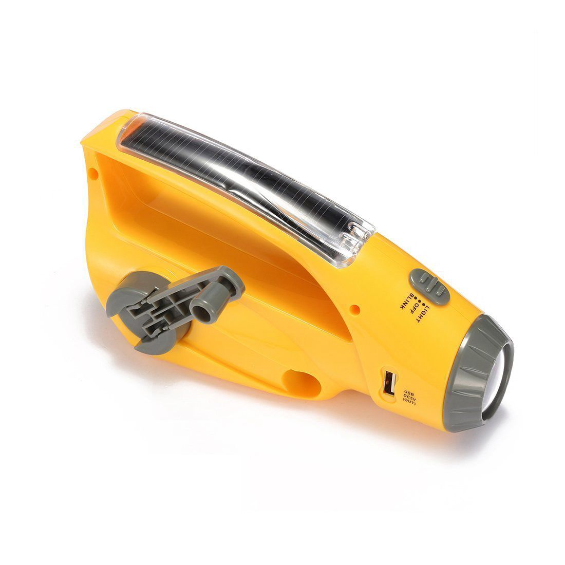 Crank Dynamo Radio XLN-288DUS Crank Dynamo AM/FM Radio with Flashlight Hand Cranking Rechargeable Emergency Flashlights Torch emergency power hand crank dynamo 5 led flashlight with am fm radio for camping