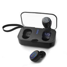 Mini Bluetooth Earphones 5.0 T18S TWS Invisible Wireless Earbuds Stereo Deep Bass Headset With Portable Charging Box цены
