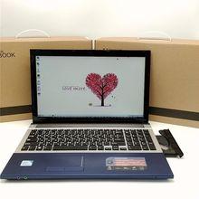 "Распродажа! Ноутбук в тел Celeron J1900 2.0 ГГц 4 ядра, 500 ГБ HDD, 4 ГБ Оперативная память, DVD, WI-FI, 15.6 ""Тетрадь, веб-камера, bluetooth, HDMI"