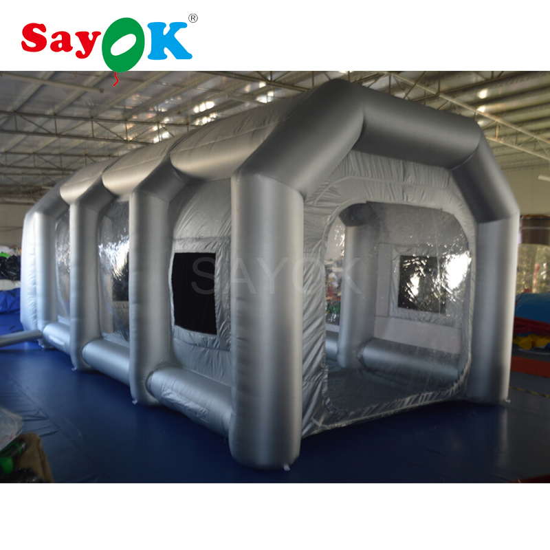 Car Spray Booth For Sale