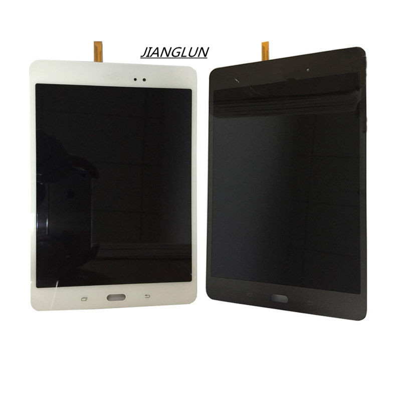 JIANGLUN LCD Display Touch Digitizer Assembly For Samsung Galaxy Tab A 8.0 SM-T350 T355 new 8 inch for samsung galaxy tab a sm t350 t350 t351 t355 lcd display matrix touch screen digitizer full assembly t 350