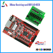 DBstar HRV11E receiving card  led Synchronous control card DBS HRV11E