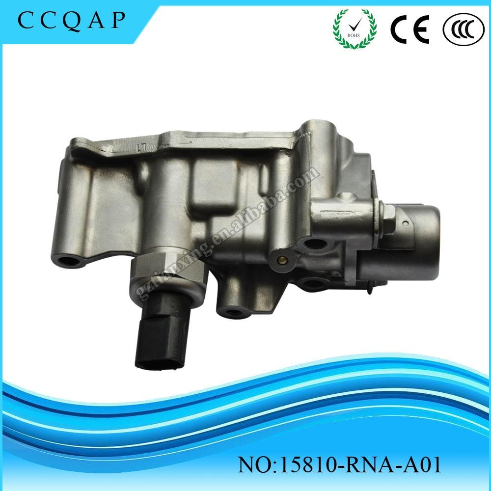 High Quality 15810 RNA A01 Vtec Solenoid Spool Valve Assy 15810RNAA01 For Honda 2006-2011 15810-RNA-A01