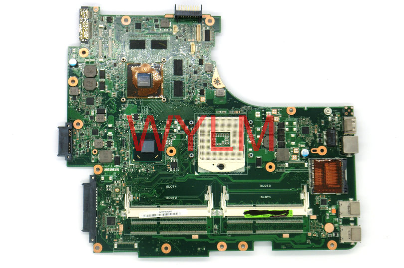 free shipping NEW original N53SM N53SV motherboard mainboard MAIN BOARD REV 2.2 with GT630M graphics card 100% Tested Working original and free shipping neat 470 rev b1 486 high quality