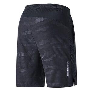FANNAI Running Shorts Men Crossfit Shorts Quick Dry Men Fitness Shorts Gym Shorts Men Sport Shorts With Pocket Shorts For Men(China)
