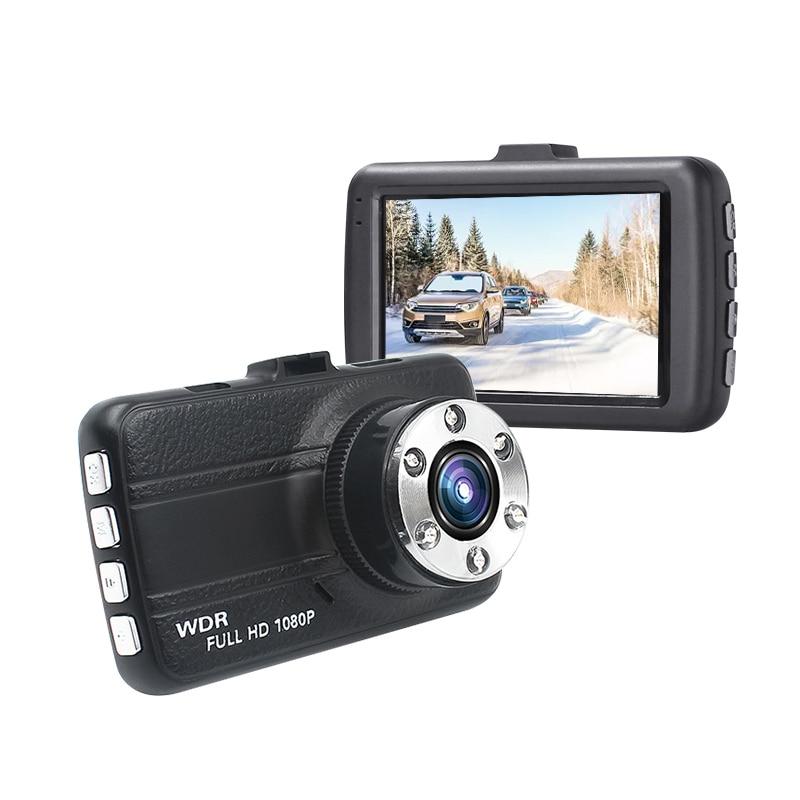 Car camcorder 3 inch Car DVR original Novatek96650 video registrator 6 LED dash cam FHD 1080P 170 degree with WDR function T651