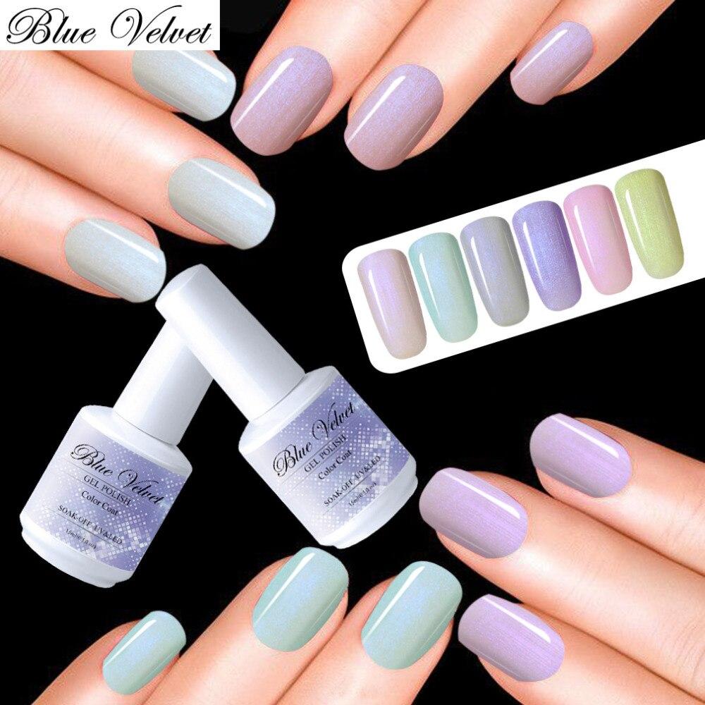 Aliexpress.com : Buy Blue Velvet 15ml Pearl Shell Color