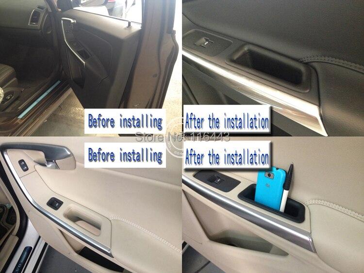 Service Manual Install Glove Box Latch In A 2013 Volvo C30 Volvo C30 Glove Box Removal C30