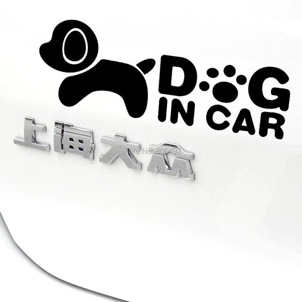 Honda car sticker design - Newest Design Funny Car Sticker Dog In Car Decal For Toyota Chevrolet Volkswagen Tesla Honda Hyundai
