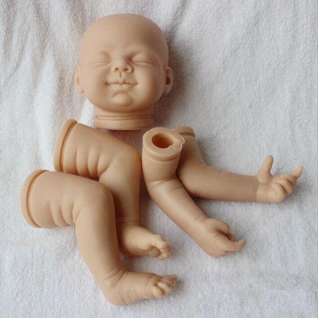 Reborn Doll Accessories Reborn Baby Kits for 21 inches Baby Doll l Kits for DIY Dolls Accessories DIY Reborn Doll Kits$#OT-4