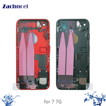 풀 Housing 대 한 iPhone 7 7 그램 7 Plus 중 · Frame 베젤 Chassis 백 Battery 문 Rear Cover 몸 와 flex Cable 교체(China)