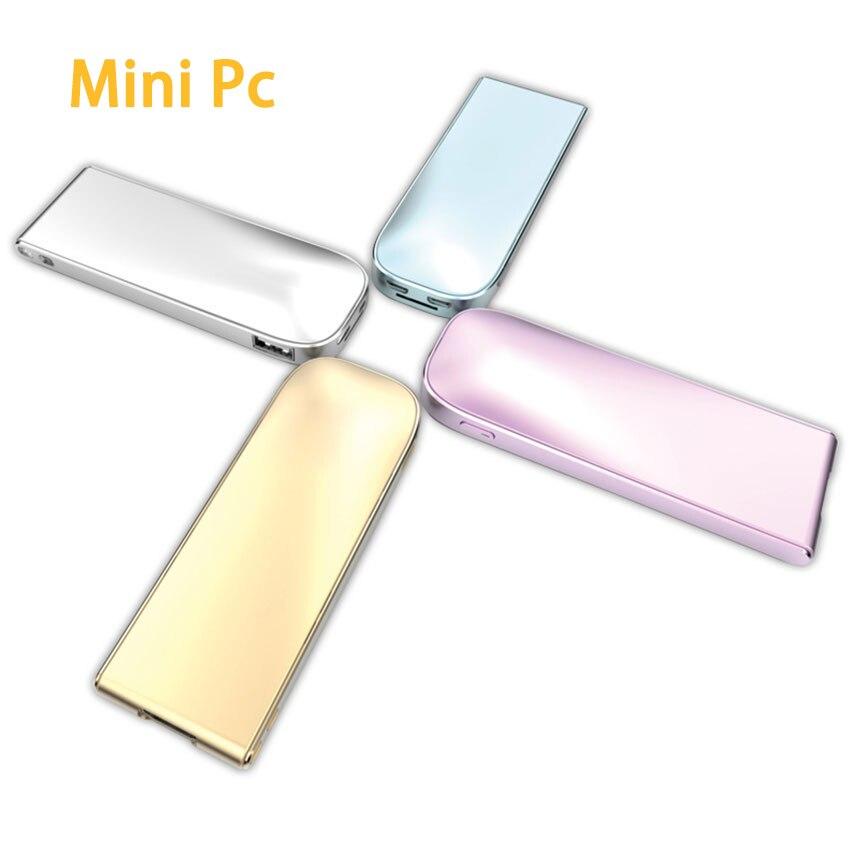 5 pcs/lot Windows10 Mini PC Elife HDD lecteur offre spéciale faible consommation 32G Bluetooth 4 K HD lecteur multimédia