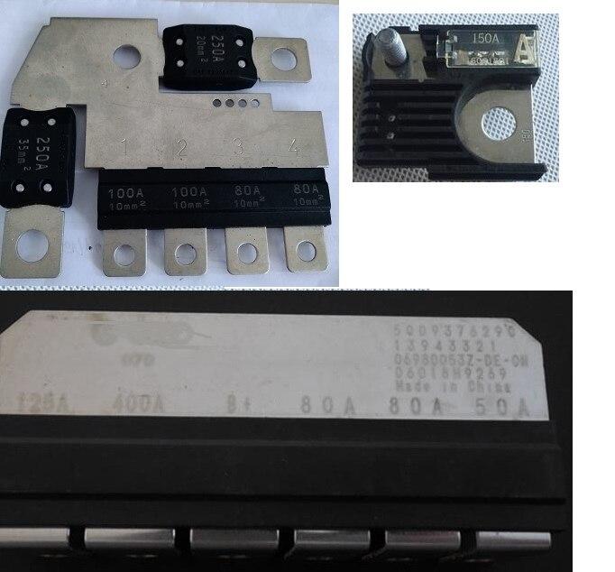 For Chevrolet    Cruze    Battery Fuse Box Sheet Auto Parts 250a 100a 80av Ix45ix35k3k5 Battery