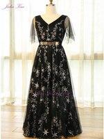 Plus Size Dresses V Neck A Line Mother Of The Bride Dresses Floor Length Lace Up Appliques With Sashes Vintage Formal Dresses