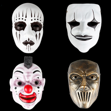 Slipknot Группа Кино Тема маска Танцы реквизит Свадебная вечеринка украшения высокого класса смолы маска Коллекционное издание Бесплатная доставка