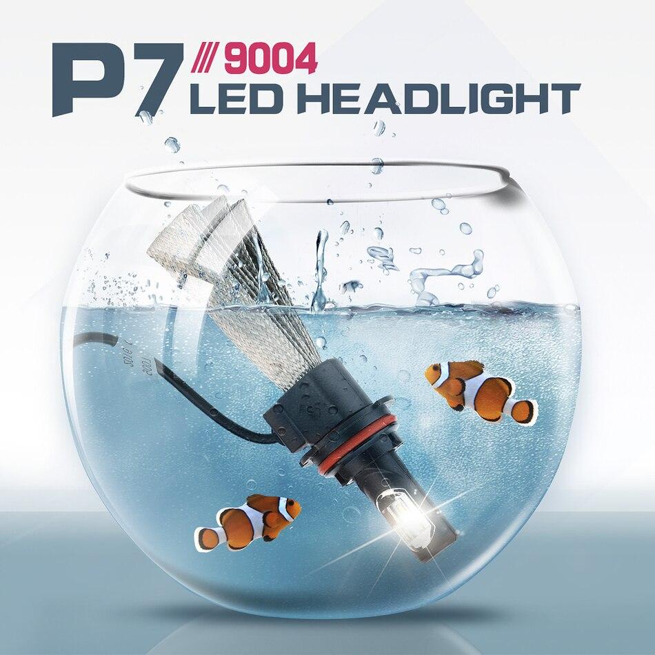 LVTUSI H4 LED H1 H7 Φωτισμός αυτοκινήτου - Φώτα αυτοκινήτων - Φωτογραφία 2