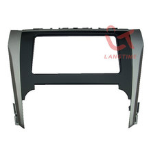 купить Free shipping--Car refitting DVD frame,DVD panel,Dash Kit,Fascia,Radio Frame,Audio frame for 2012 Toyota Camry ,2 din по цене 3466.28 рублей