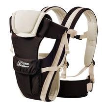 Sling Backpack Carrier Pouch Wrap Ergonomic Multifunction Infant Breathable Beth Bear