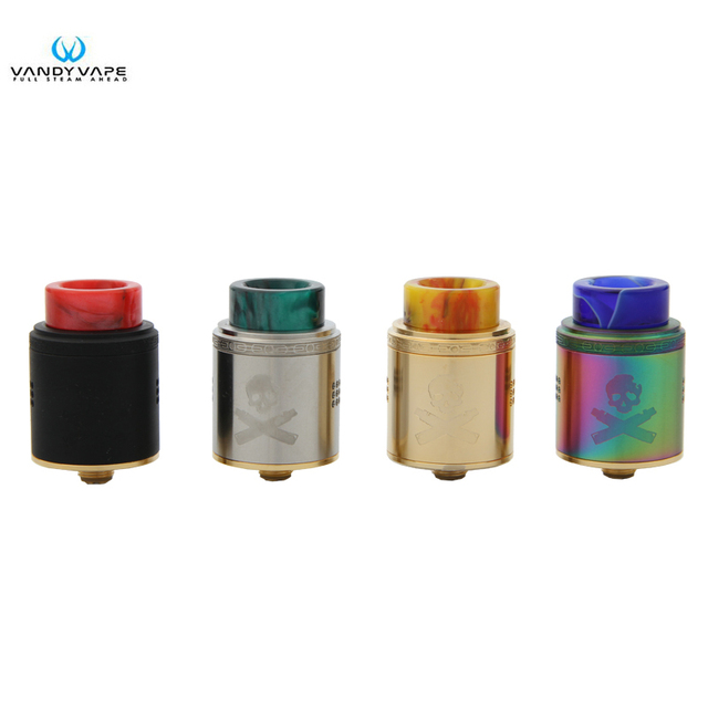 original vandy vape bonza rda tank 2ml with side airflow system for Revolver Vape Mod original vandy vape bonza rda tank 2ml with side airflow system for electronic cigarettes box mod vape vaporizer