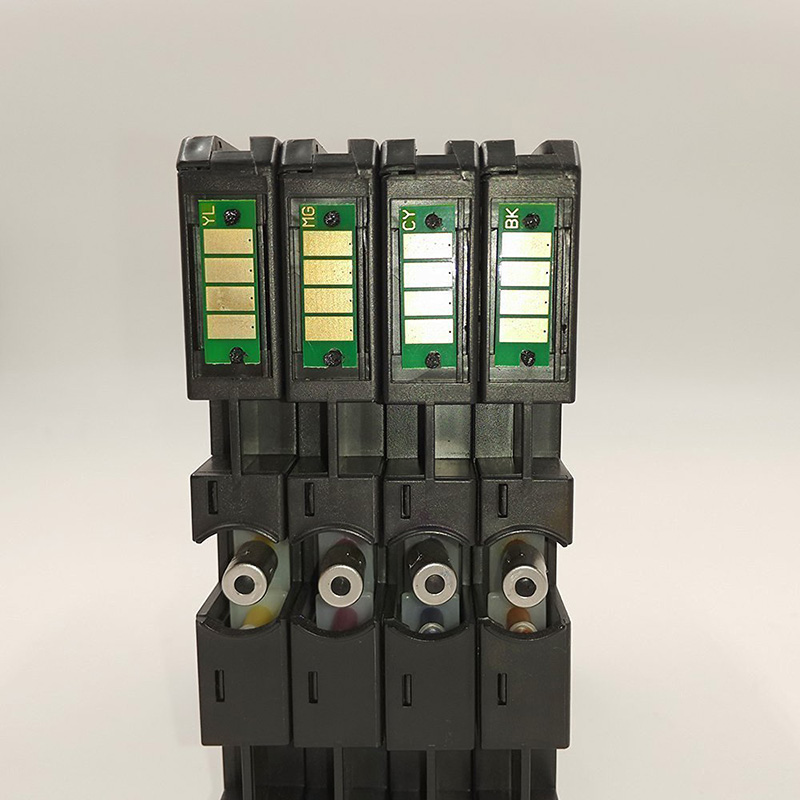4PK Ricoh GC21 Ricoh GX7000, GX5050N, GX5000, GX3050SFN, GX3050N, - Кеңсе электроника - фото 3