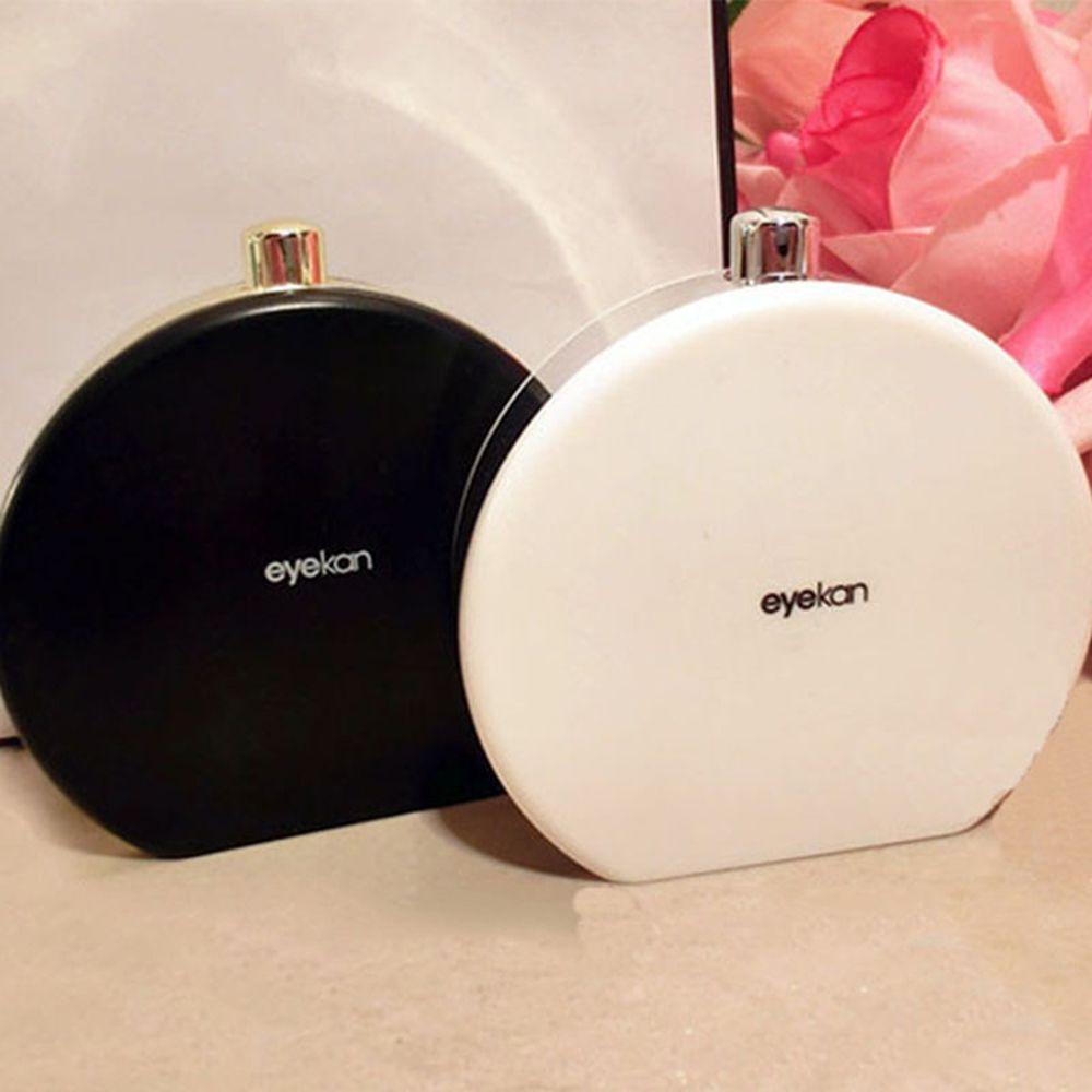Hot New Fashion Portable Cute Perfume Bottles Shape Mini Vintage Outdoors Travel Contact Lenses Box Eye