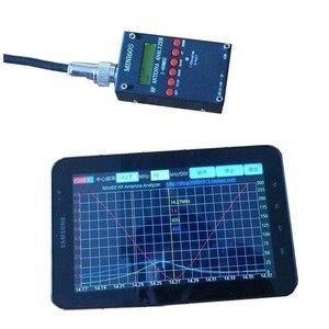 Image 5 - Nowa aktualizacja Bluetooth Android MINI60S dla MINI60 1   60 Mhz HF ANT SWR analizator antenowy miernik C4 006
