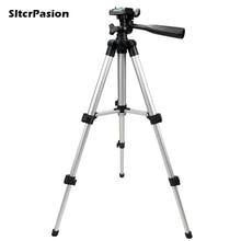 SltcrPasion Aluminum Flexible Tripod Tripe para Camera Profissional Mini Tripe Camera Tripe Aluminio Flexivel Tripode Acessorios