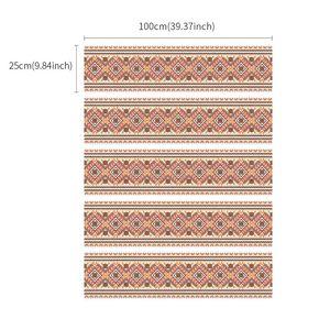 Image 4 - Hot 2 uds Diy pegatinas de escalera, pegatina de suelo, pegatinas de pared adecuado para el baño, cocina, escalera, Etc. Medio Ambiente P