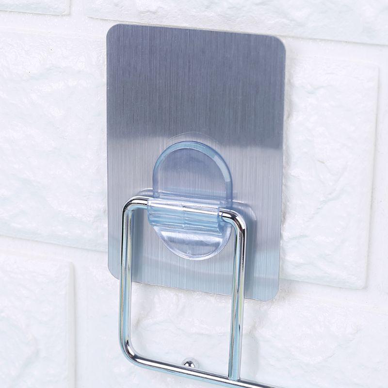 Самоклеящаяся палка, липкая на дверь, настенная вешалка, держатель, крючок для подвешивания, стойка для хранения, держатель