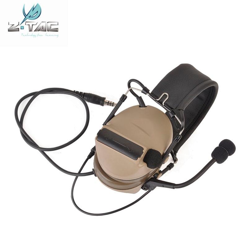 z tactical z041 softair comtac ii headset 04