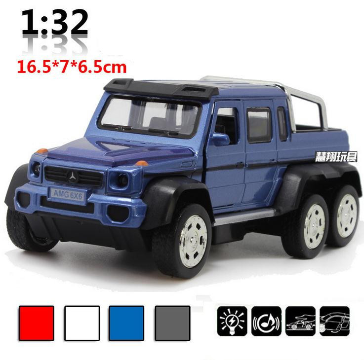 World Famous cars model ! Hot sale ! 1 : 32 alloy Sound and light pull back SUVs toy Models,super cool, free shipping