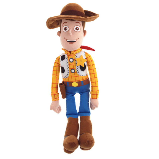 toy story 3 woody plush dolls soft stuffed toy for children christmas gift 50cm