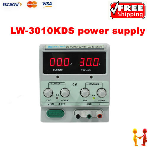 Switched-mode power supply LW-3010KDS 0-30V 0-10A switching DC power supply полуприцеп маз 975800 3010 2012 г в