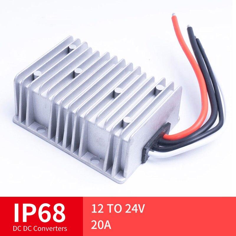 12 à 24 V 20A haute qualité convertisseur DC abaisseur DC tension régulateur tension mutuelle, adapté pour Automot
