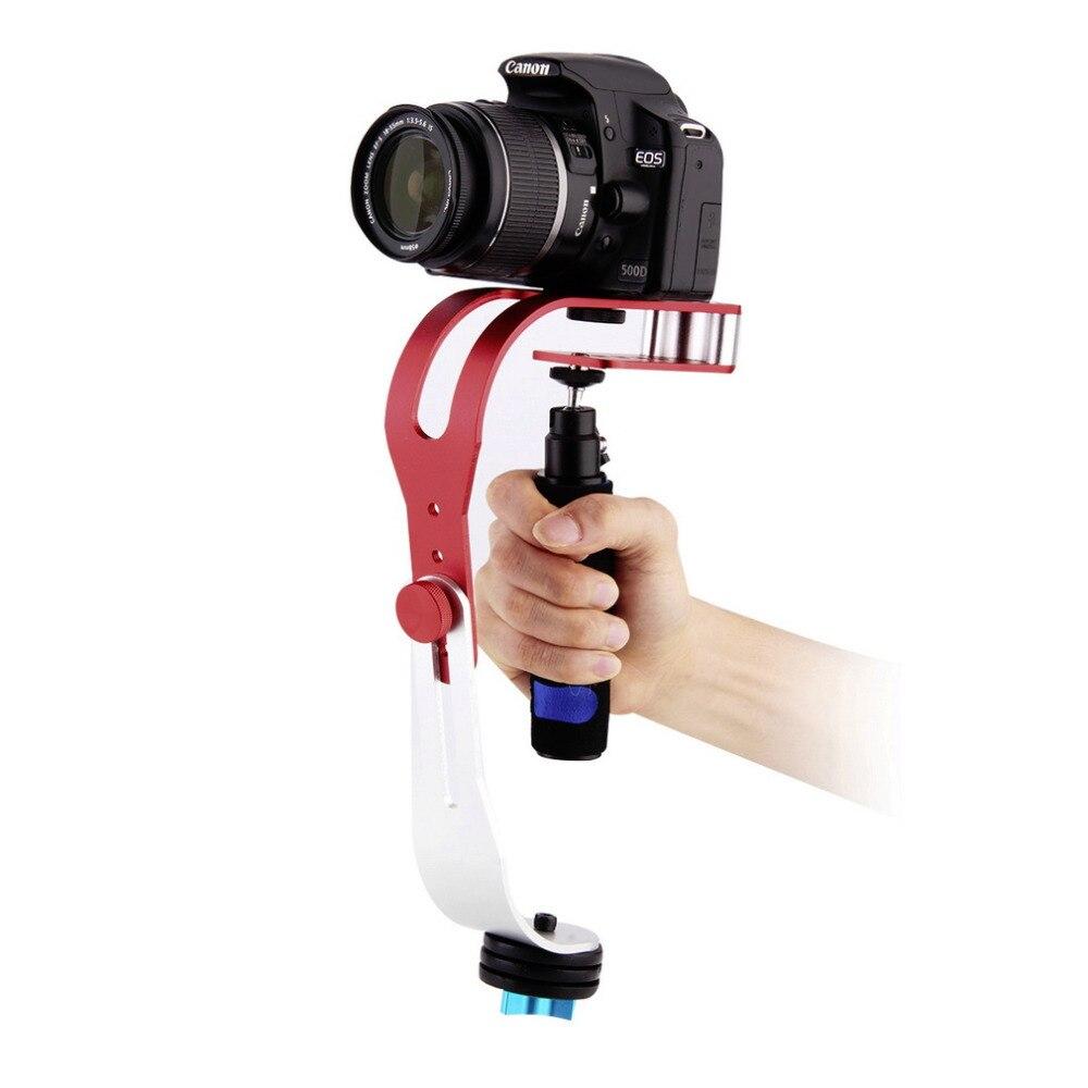 Nouveau stabilisateur de mouvement pour appareil photo DSLR portable pour caméscope DSLR DV livraison directe en gros