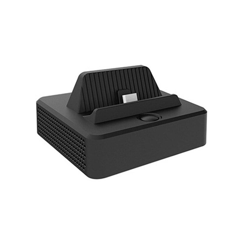 Port de données USB convertisseur vidéo HDMI Station de chargement pour commutateur ninten-c Station de Dock vidéo HDMI pour TNS-1828 de commutateur