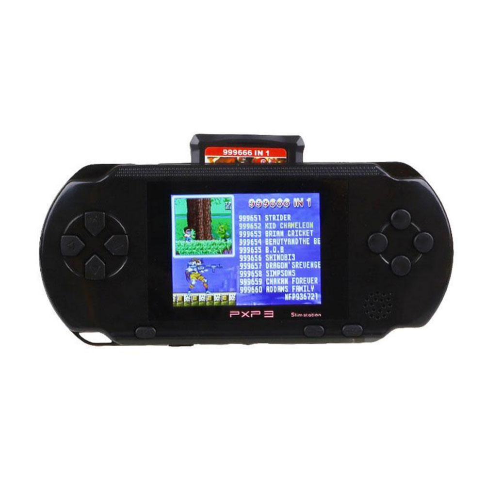 LCD 2 7 inch Screen For PXP3 16BT Handheld Game Console Handheld Game Players Portable Video